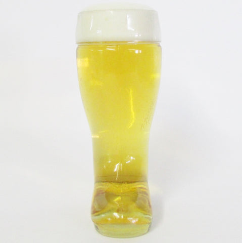 .5L Authentic German Glass Beer Boot - Clear