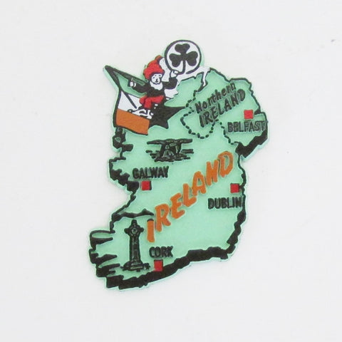 Ireland Country_Irish Flag Magnet