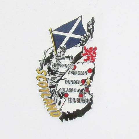 Scotland Country_Flag Magnet