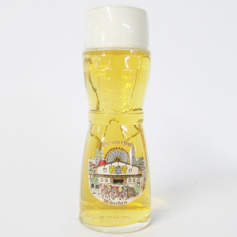 Dirndl Oktoberfest .5L Wheat Beer Glass