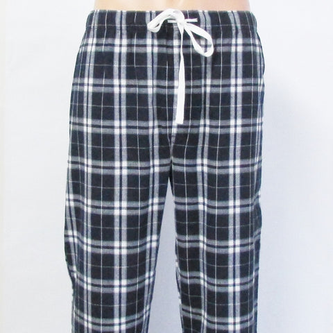 DUPA Flannel UNISEX FIT Navy Pajama Pants