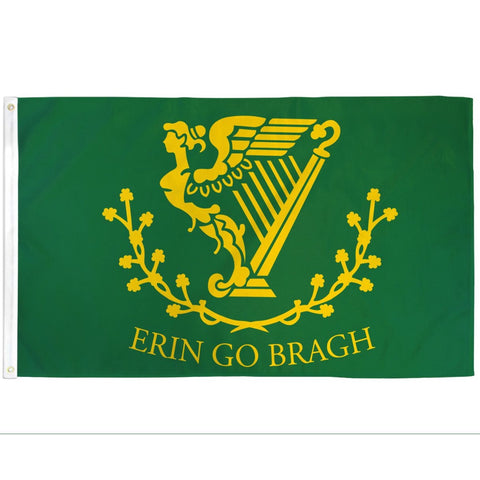 Erin Go Bragh_Ireland Forever_Irish Flag 3'x5'