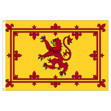 Scotland Lion Flag_Scottish Lion Flag 3'x5' (Exterior Quality)