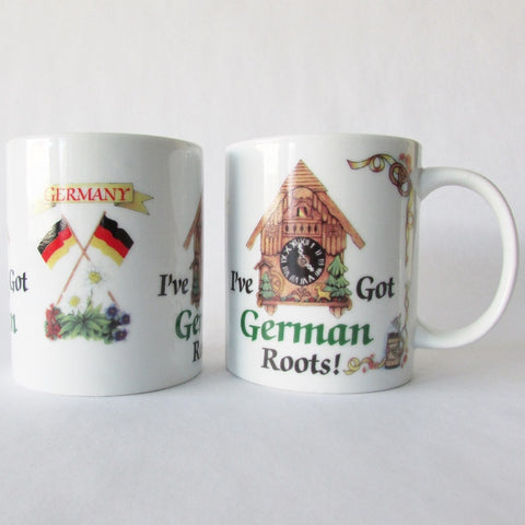 German Roots Coffee Mug
