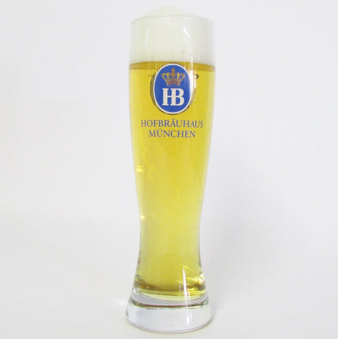 Hofbrauhaus .5L Wheat Beer Glass