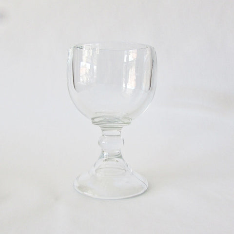 Heavy Glass 21 oz German Beer Goblet
