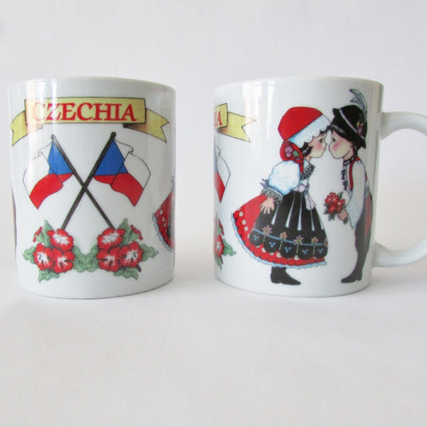 I Love Czechia_Czech Coffee Cup Mug_12 oz