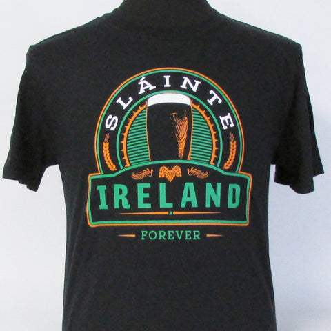 Ireland Forever Black Label T-Shirt