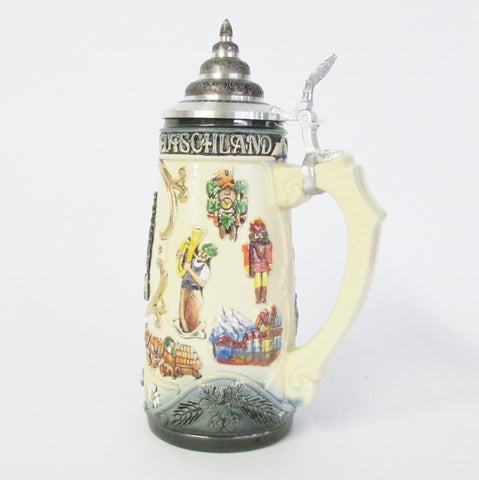Legacy of Germany  .75L Beer Stein