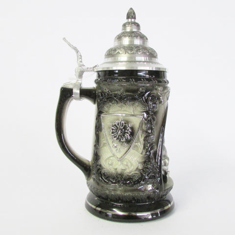 Viking Ship Grotto .5L Beer Stein