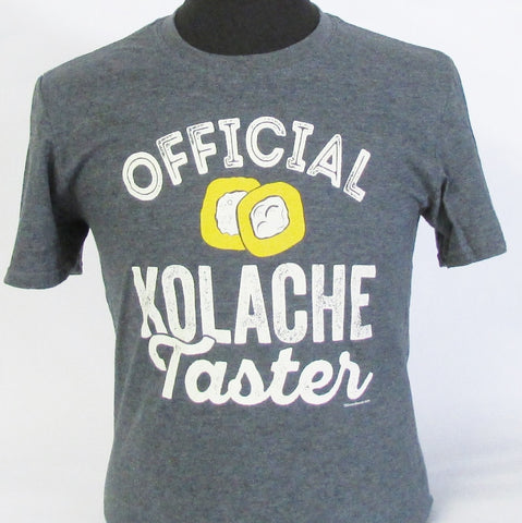 Official Kolache Taster Czech T-Shirt