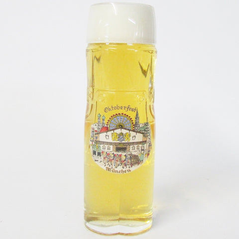 Lederhosen Oktoberfest .5L Wheat Beer Glass
