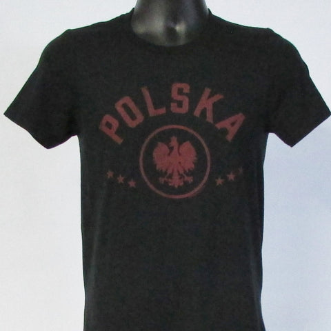 Polska Emblem_Polish T-Shirt_Black