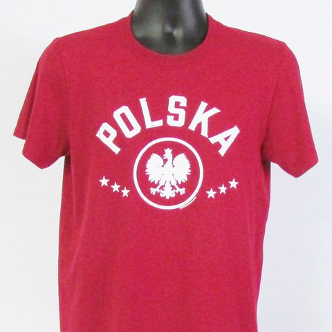 Polska Emblem_Polish T-Shirt_Red