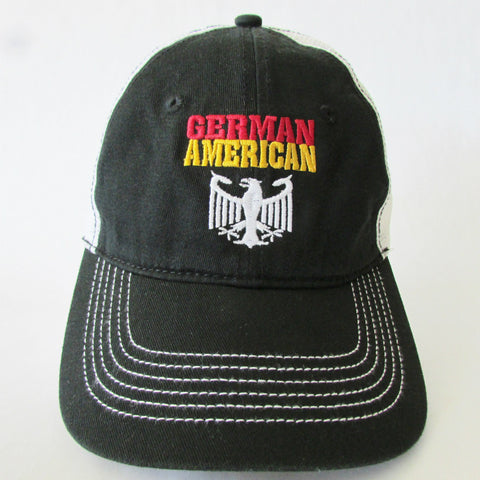 German American Low Profile Cap