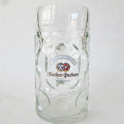 Hacker-Pschorr 1L Beer Mug - Krug