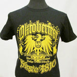 Oktoberfest Since 1810 T-Shirt Black