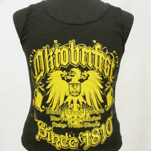 Oktoberfest Since 1810 Tank Top Black
