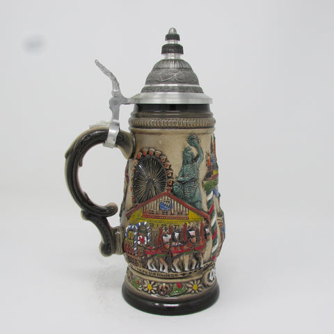 Oktoberfest Munich Weiss .5L German Beer Stein