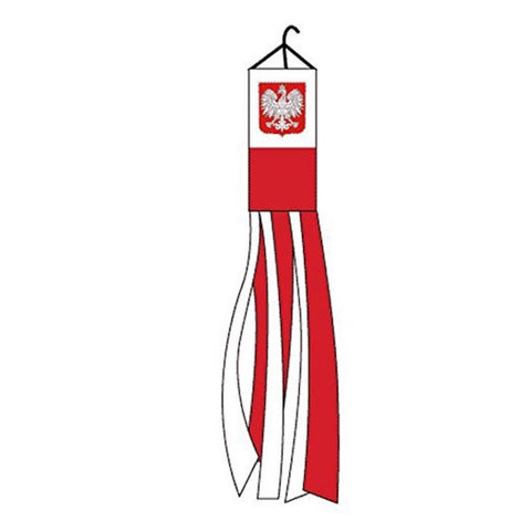 Poland Wind Sock_Polish Eagle 60 inches
