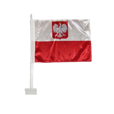 Poland Car Flag_Car Window Polish Flag 16