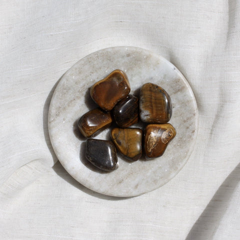 Brown Tiger Eye - Protection
