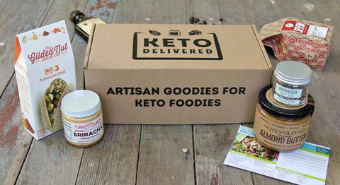 Keto Delivered Gift - 3 months non renewing