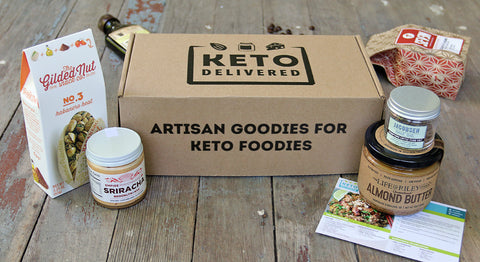 Keto Delivered - Monthly Subscription