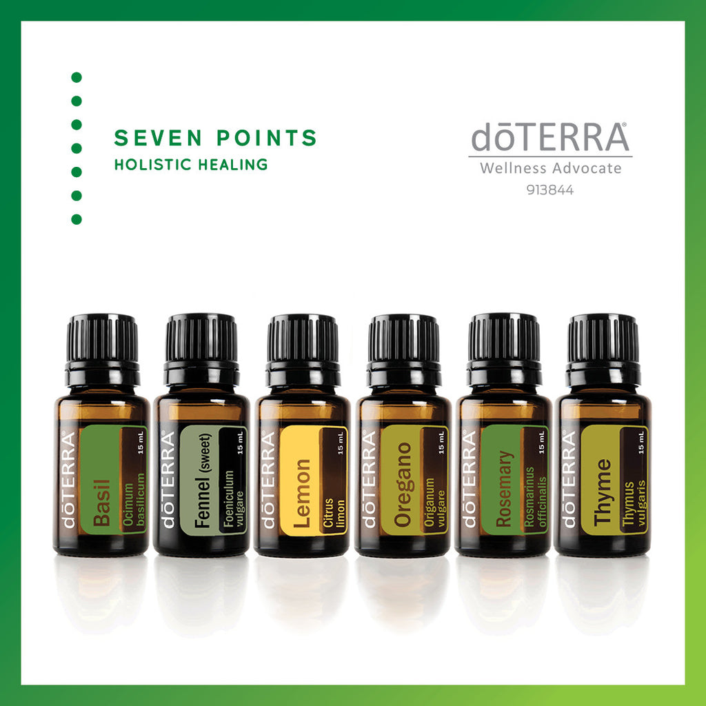 DOTERRA INTRO OIL COOKING KIT