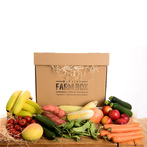 THE MEDIUM MIXED ORGANIC LIFESTYLE FARM BOX