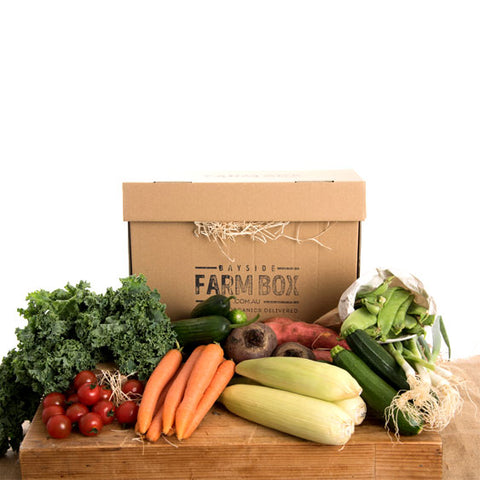 THE MEDIUM VEG-ONLY ORGANIC LIFESTYLE FARM BOX