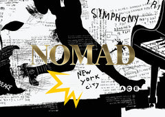 Design of the NOMAD x New York All-in-one Makeup Palette