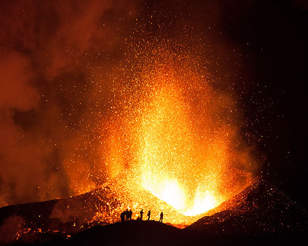 Iceland Fire