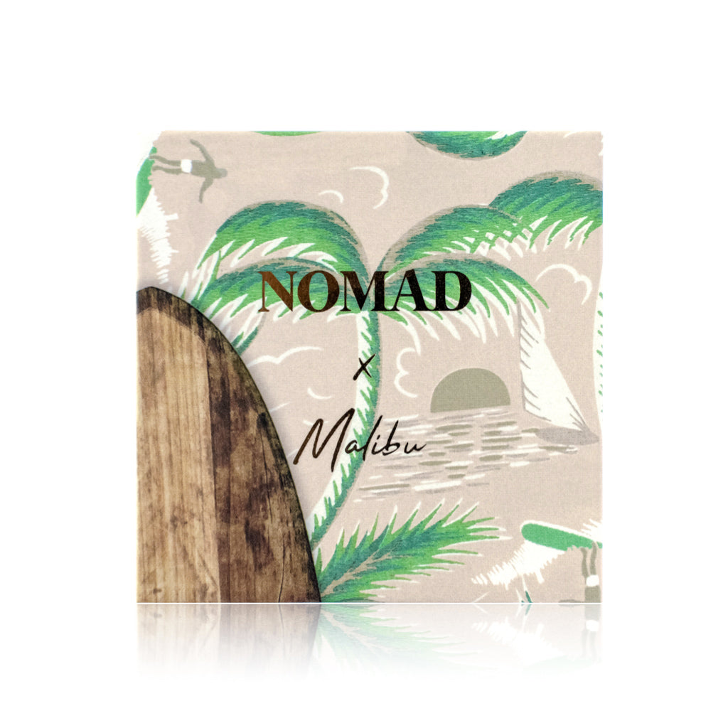 NOMAD x California Malibu Surf Shack Intense Eyeshadow Palette - Outside