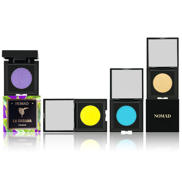 NOMAD x Havana Intense Eyeshadow 4-Piece Set