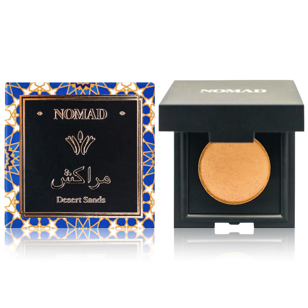 NOMAD x Marrakesh Intense Eyeshadow 4-Piece Set