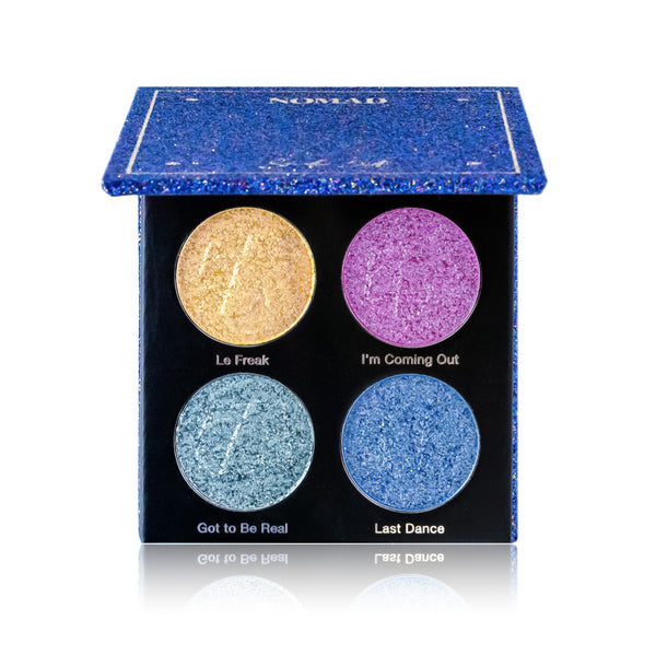 NOMAD x New York Studio 54 Discoshadow Palette