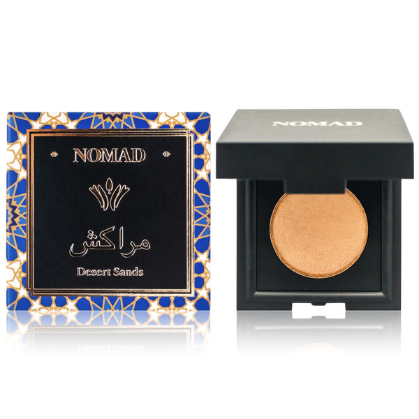 NOMAD x Marrakesh Intense Eyeshadow in Desert Sands