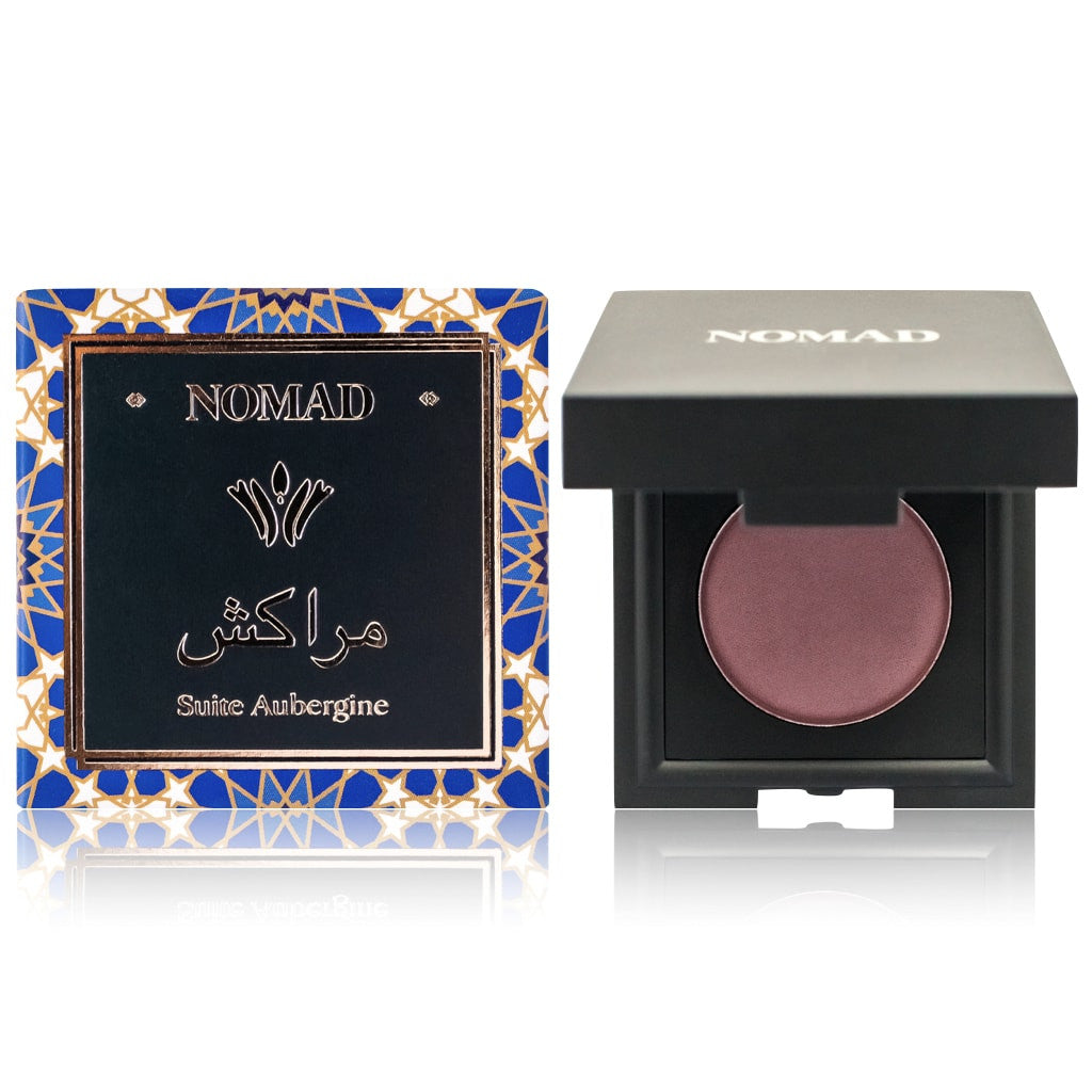 NOMAD x Marrakesh Intense Eyeshadow in Suite Aubergine