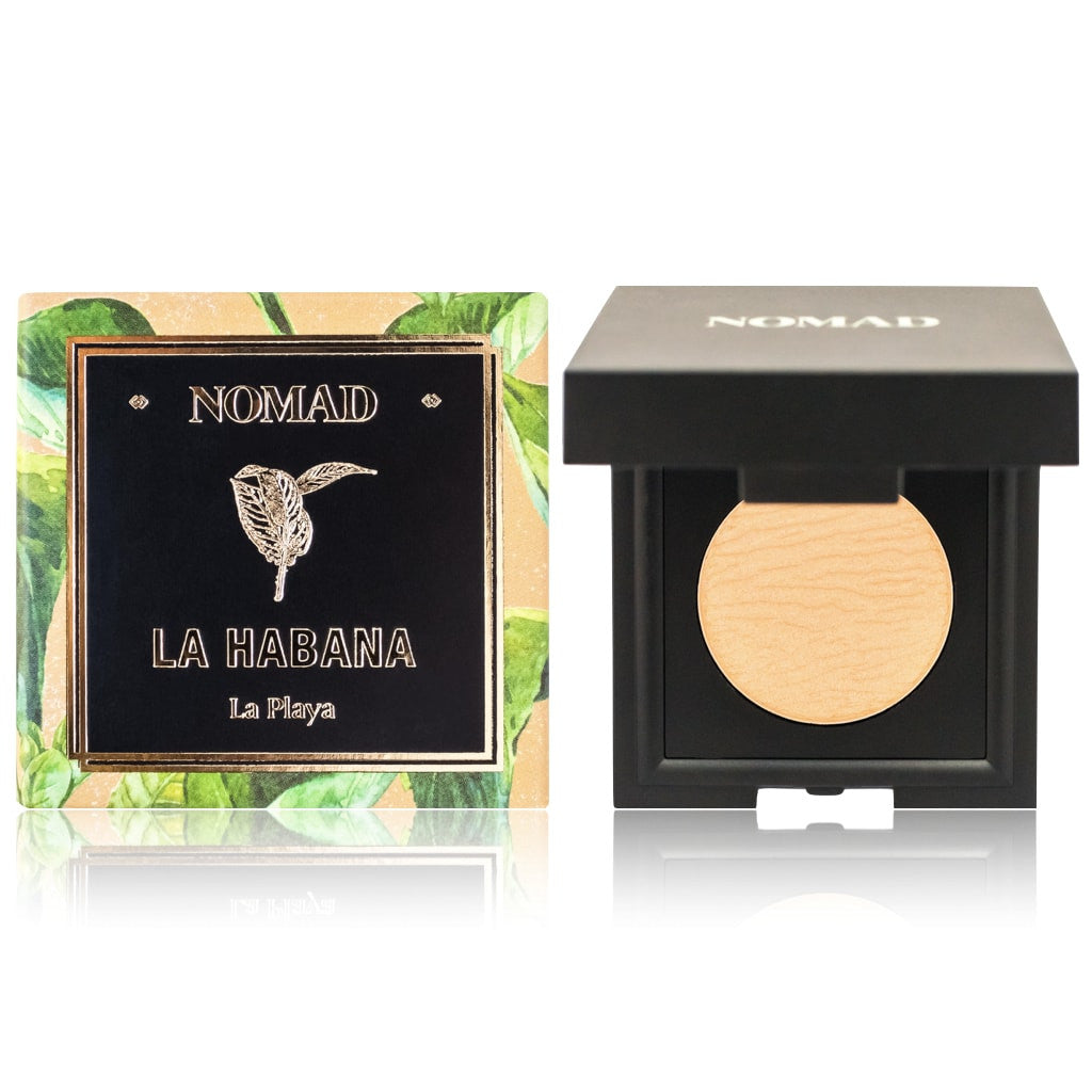 NOMAD x Havana Intense Eyeshadow in La Playa