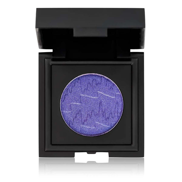 NOMAD x Stockholm Nordic Lights Intense Eyeshadow in Norrsken No1, Galactic Purple