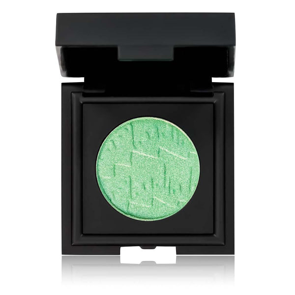NOMAD x Stockholm Nordic Lights Intense Eyeshadow in Norrsken No2, Galactic Green
