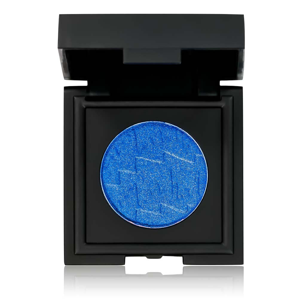 NOMAD x Stockholm Nordic Lights Intense Eyeshadow in Norrsken No4, Galactic Blue