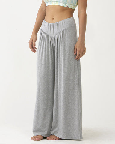 Ethnic Print Flare Pants (Long) MOB-L7