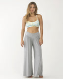 Solid Wide Pants  (MOB-L3)