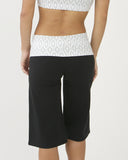 Ethnic Print Crop Pants (MOB-C7)