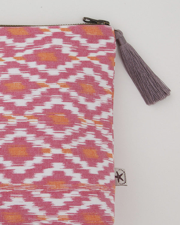 Ethnic Print Clutch Bag (MOA-2)
