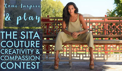 SITA Couture Creativity and Compassion Contest!
