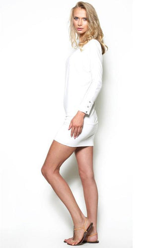 Women's Louise Tunic Dresses - Sita Couture