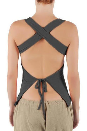Mimi Yoga Top - Sita Couture